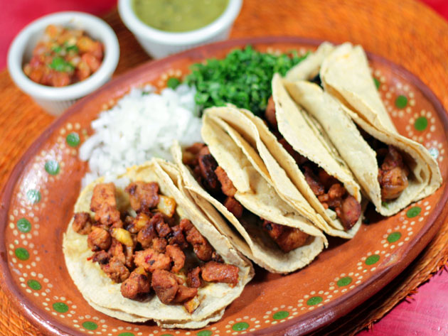 Tacos al Pastor | Restaurante La Cantina